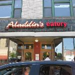 aladdin's from the street