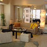 Living Room - Park Suite