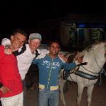 les tunisien saksak et mahmoud de la palge