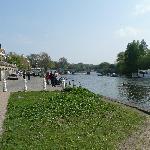 Lovely Riverside Walk in Richmond
