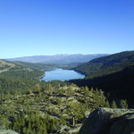 Hiking about Donner Lake, CA