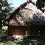 Thatch roofed Cabana (4 plex)