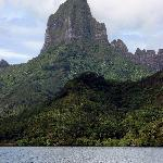 "Famous mountain from ""South Pacific"" is actually in Moorea and not Tahiti"