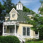Rose Cottage at The Inn at Woodhaven