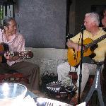 Toshi & Mariano