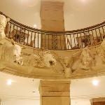 Levantehaus atrium