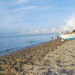 laiya shoreline