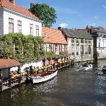 Brugge canals.