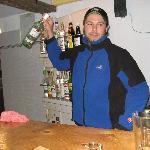 Chris the Bartender