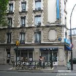 Belgrand Hotel