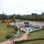 Pool at The Pillars