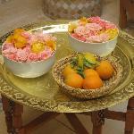 rose e arance