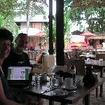 Breakfast plus wireless internet