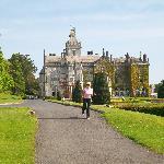 Running by Adare Manor