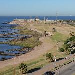 Vista de Punta Carretas desde el hotel