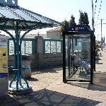 Public Transportation Hub (bus and trolley)