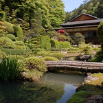 長興寺 庭園