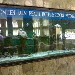 Photo de Jomtien Palm Beach Hotel & Resort