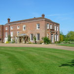 Beautiful manor house in it's own grounds