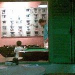 Mekong Merchant Cafe's Kids Room