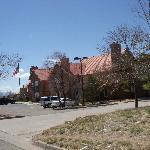 Exterior of the Santa Fe Residence Inn