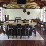 bar e zona ristorante