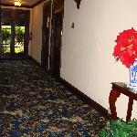 2nd-floor hallway