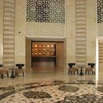 Hilton foyer