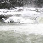 Ohiopyle Falls  Winter beauty