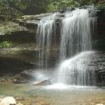 Jonathan Run Waterfalls  Ohiopyle State Park