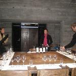 Pulenta Tasting Room