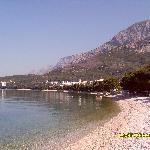 THE SUPERB BEACH AT TUCEPI.
