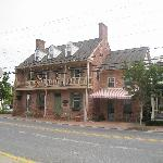 The Old Brick Inn Main House