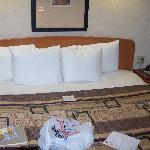 veeeery comfy bed!