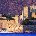 Bodrum castle and archeological museum