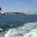 Don't miss a cruise on the Bosphorus