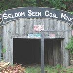 Seldom Seen Tourist Coal Mine