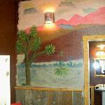 Wall Mural Left