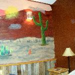 Wall Mural Right