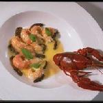 Crayfish Menu is the best!