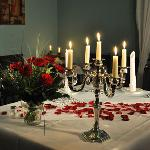 Candlelight Room - Really Romantic