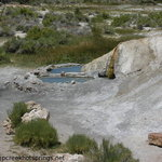 Travertine Hot Spring
