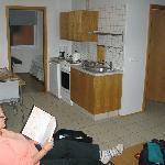 apartment inside