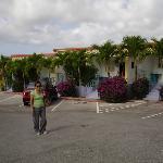 Alablanca parking & Apartments