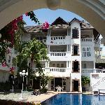 Villa Atchara Hotel, Patong Beach, Phuket, Thailand