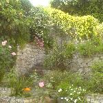 Villa Fiorita escalier vers la piscine