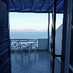 La terrasse avec vue