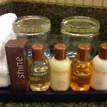 Nice bath products