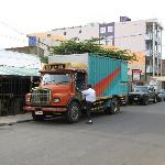 A Colourful Sri Lankan Truck