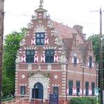 Exterior of the Zwaanendael Museum
